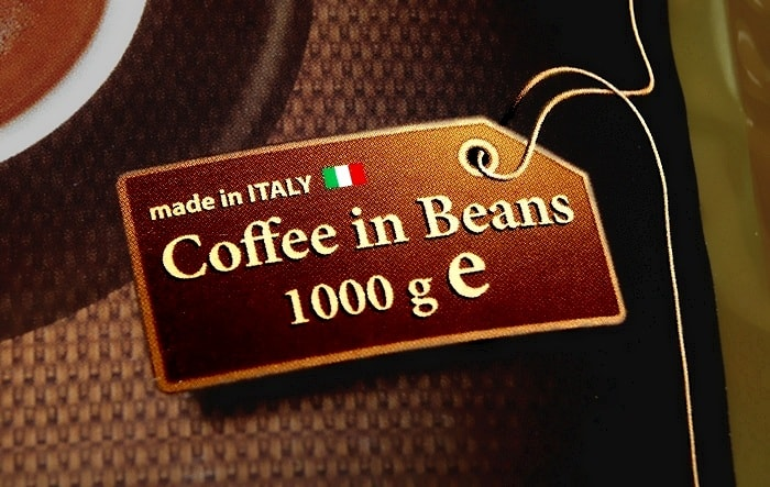 Made in Italy – знак кофейного качества
