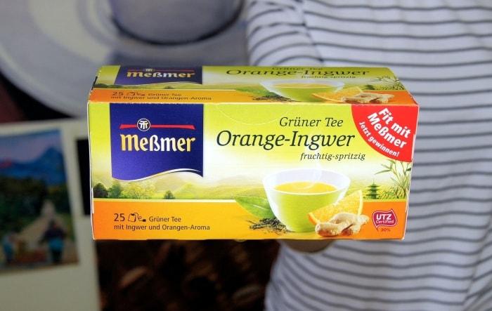 Апельсин-Имбирь