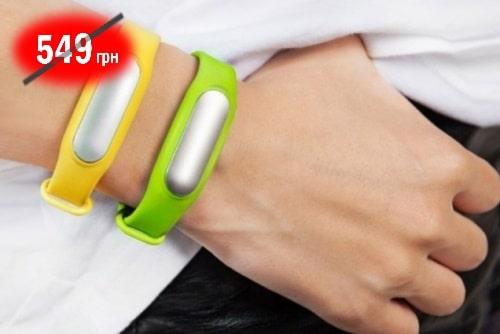Фитнес браслет XIAOMI (кликнуть для перехода)