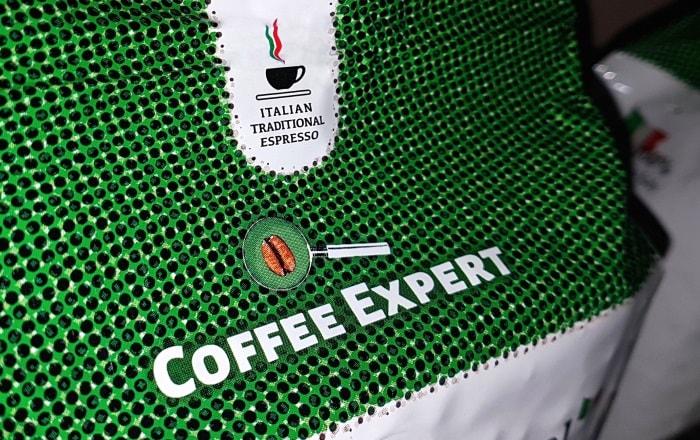 «Coffee Expert» – кофейное предложение N1 на рынке