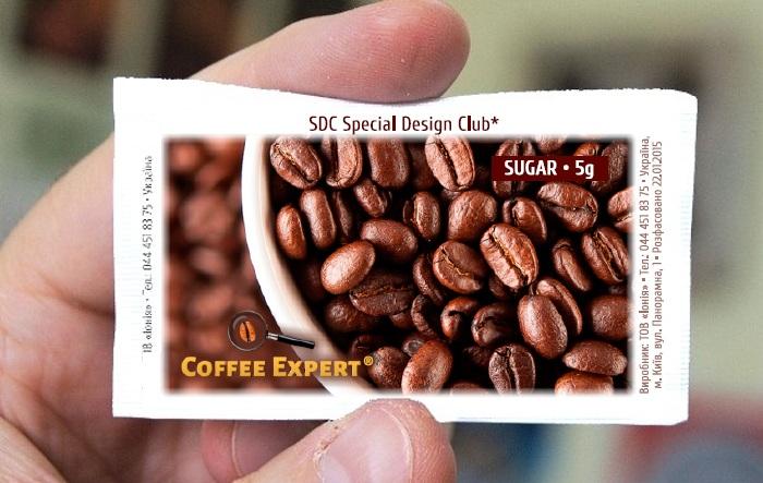 Коллекция сахара «COFFEE EXPERT»