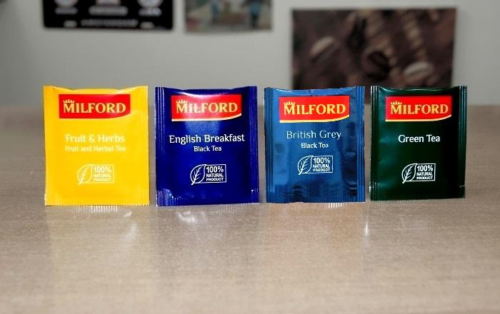 Ящик чая в ПОДАРОК можно выбрать из 4-х сортов